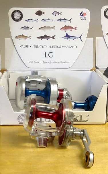 American fishing reels for Truth fishing reels